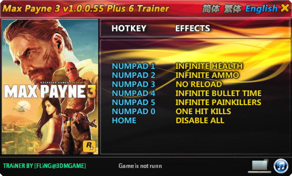 max payne 3 pc game trainer 35