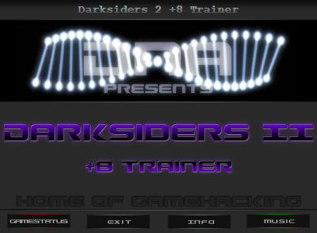 Darksiders 2 Trainer +8 Up4 {DNA/HoG}