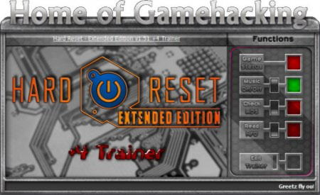 Hard Reset Extended Edition Trainer +4 v1.51 {HoG}
