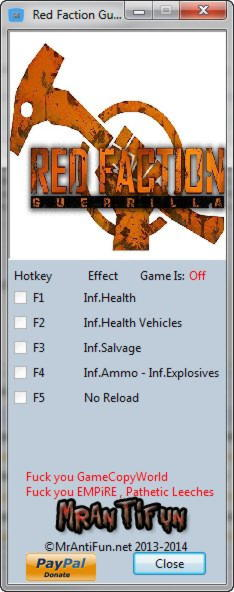 Galerie red faction: guerrilla - fichier: dev diary #1 (1280x720) - 2009-04-22 12:44:38