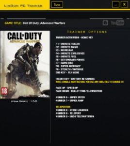 Warfare gamecopyworld trainer duty call modern 2 of download