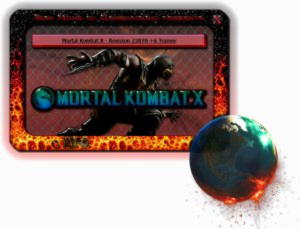 Mortal Kombat X Trainer +6 revision 23070 {HoG}