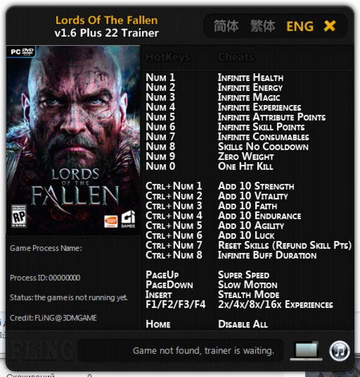 Детали скриншоты square enix xone изображения bandai namco games издание playstation 4 lords of the fallen