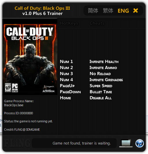 call of duty black ops 1 cheats codes