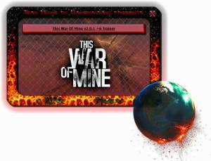 This War of Mine Trainer +6 v2.1 {HoG}