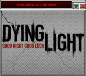 Dying Light: The Following трейнер Trainer +21 v1.10.1 {HoG}