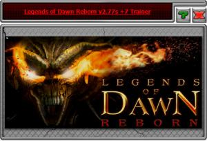 Legends of Dawn Reborn Trainer +7 v2.77 {HoG}