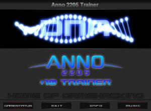 Anno 2205 Trainer +10 v1.4.2713.53114 {DNA HoG}