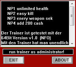 Rogue Stormers Trainer +4 v1.0 64bit {dR.oLLe}