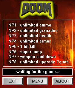 Doom 2016 Trainer +8 v1.05 {dR.oLLe}
