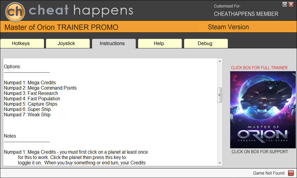 cheats cheat codes trainers hints for games cheatinfo - 1000×600