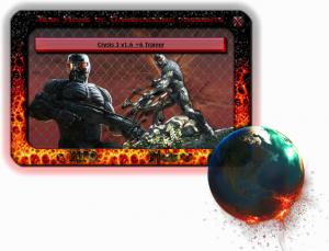 Crysis 3 Trainer +6 v1.6 {HoG}