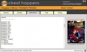 Disgaea 5 Trainer +3 v1 00 MrAntiFun - download pc cheat
