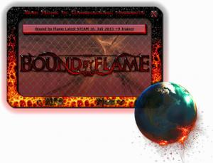 Bound by Flame Trainer for PC game version 16.07.2015