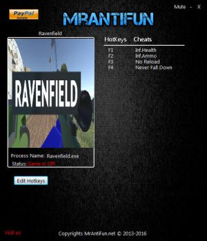 Ravenfield Trainer +4 Early Access 1 {MrAntiFun}
