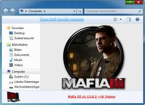 Mafia 3 Trainer +10 v1.13.0.2 {HoG}