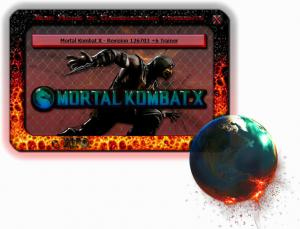 Mortal Kombat X Trainer +6 revision 126703 {HoG}