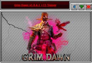 Grim Dawn Trainer +15 v1.0.6.1 {HoG}
