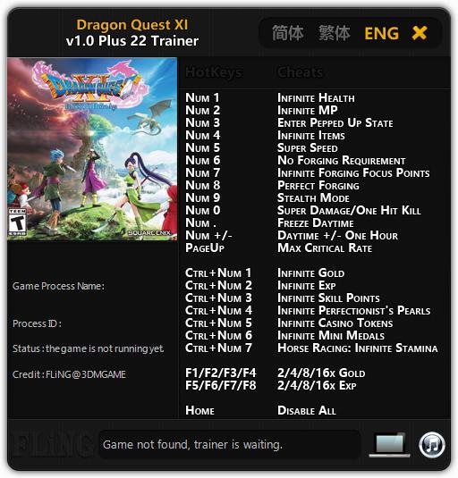 Dragon Quest 8 Casino Trick