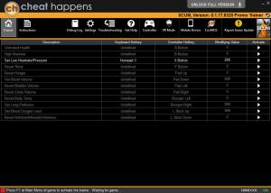 SCUM Trainer for PC game version v0.1.17.8320