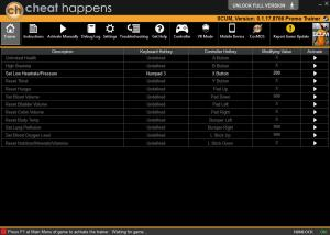 SCUM Trainer +12 v0.1.17.8766 (Cheat Happens)