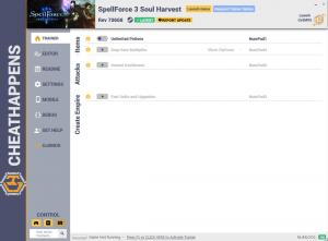 SpellForce 3: Soul Harvest Trainer +11 Rev 70668 (Cheat Happens)