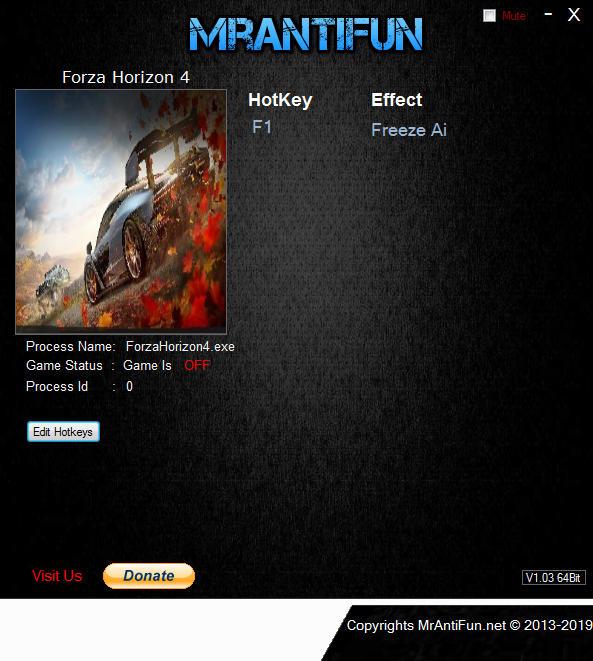 Forza Horizon 4 Trainer +1 v1 295 960 2 MrAntiFun - download