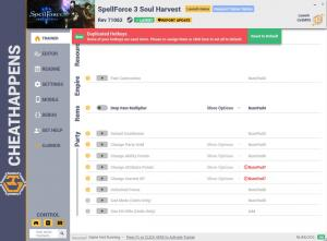 SpellForce 3: Soul Harvest Trainer +17 Rev 71062 (Cheat Happens)