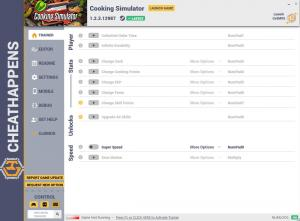 Cooking Simulator Trainer +10 v1.2.3.12987 (Cheat Happens)