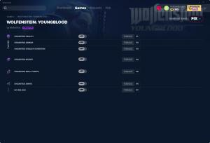 Wolfenstein: Youngblood Trainer +7 v1.0 {MrAntiFun}