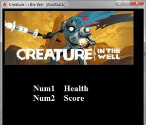 Creature in the Well Trainer +2 v1.0 {Abolfazl.k}