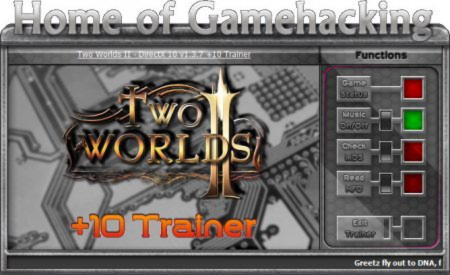 Two Worlds 2 Trainer +10 v1.3.7 {HoG}