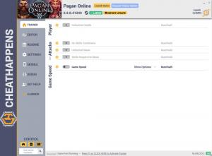 Pagan Online Trainer for PC game version v0.2.0.41249