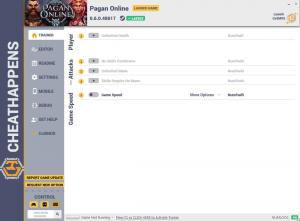 Pagan Online Trainer for PC game version v0.6.0.48617