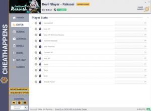 Devil Slayer Raksasi Trainer for PC game version v0.8.2